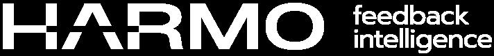 harmo logo white
