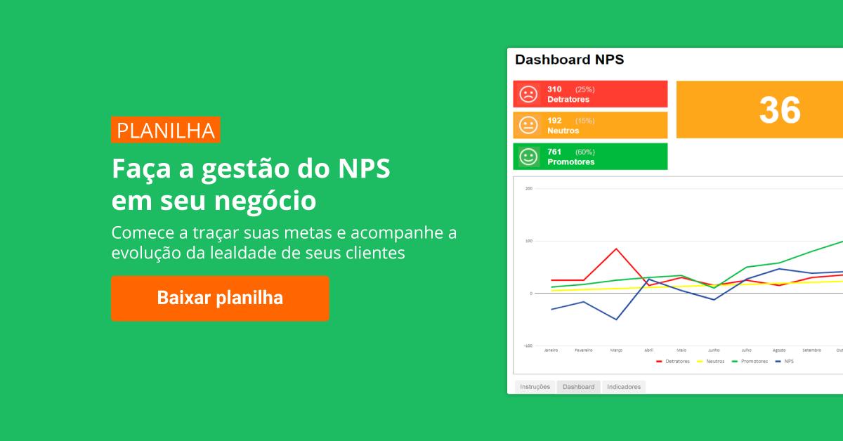 Planilha NPS