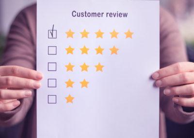 13 estatísticas sobre a importância dos reviews para seu  estabelecimento que você precisa saber já!