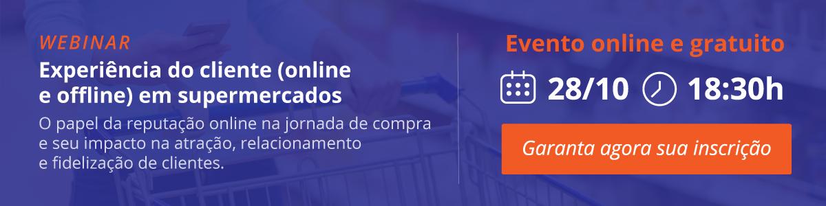 webinar supermercado